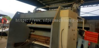 Used NC 'HACO' Pressbrake / Bending Machine With Torsion Bar