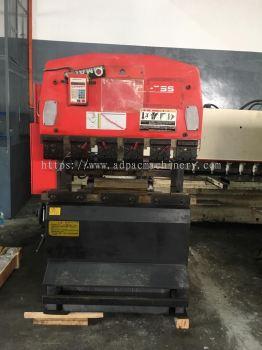 Used Amada Hydraulic Pressbrake