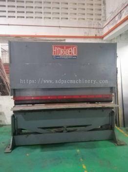 "Used ""Hydrabend"" Hydraulic Pressbrake / Bending Machine"