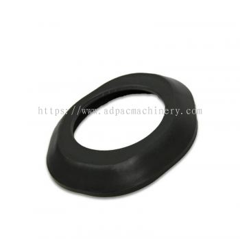 """Pressure Foot Donut with 2"""" Hole"""