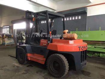 6 Ton Toyota Forklift
