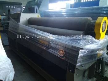 Used Hydraulic Plate Rolling Machine
