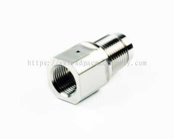Output Adapter, Check Valve