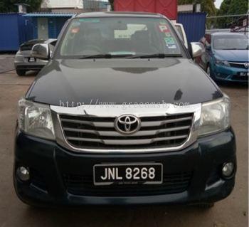 Toyota Hilux (2.5cc)