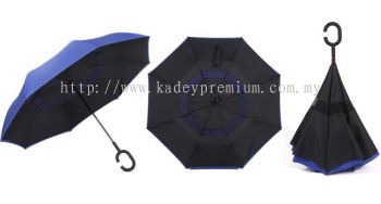 Inverted Umbrella_25inc_blue