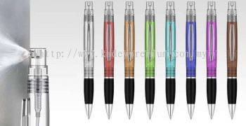 Pen with Sanitizer