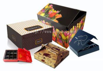 Offset Carton Box