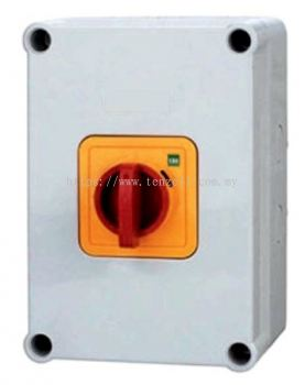 OPS Weather Protected Rotary Isolator