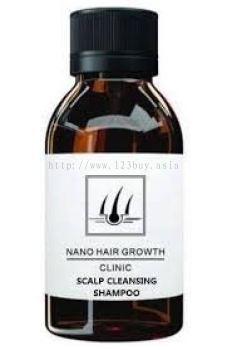 Nano Hair Growth Clinic - Scalp Cleansing Shampoo 300ml