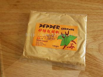 Pure Sarawak White Pepper Powder ����ɰ��Խ�׺�����
