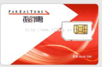 Fareastone 7 Days Prepaid