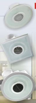 EXHAUST FAN AND LIGHT SERIES