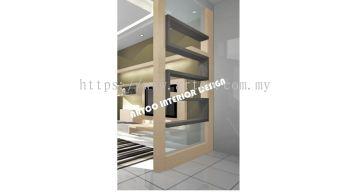 Partition Shelf