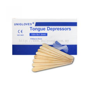 Tongue Depressors Wooden Spatula