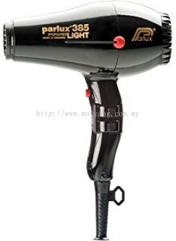 Parlux Hair Dryer 385 (Black)