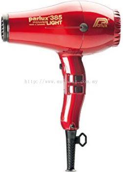 Parlux Hair Dryer 385  (Red)