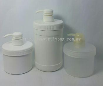 Massage Cream Bottle