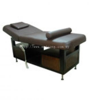 Wood Electric Facial . Massage Couch