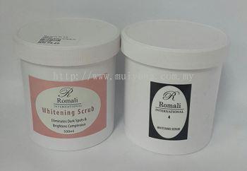 Romali Whitening Scrub