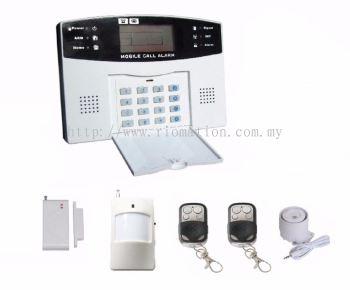 GSM Wiress Alarm System