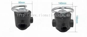 Stearing Manual Control Valve