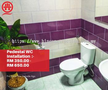 Finding Proven Amazing Pedestal WC Installer In Putrajaya?
