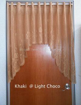 """DOORLACE H346 (60""""x42"""") KHAKI"""