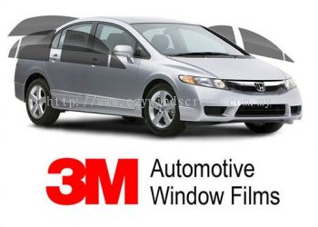 3M Automative Window Films