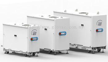 iXL120N E 200-460V 1/4 QC Water Fittings A54114020