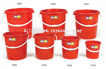 (9600) 6 Gallon Pail