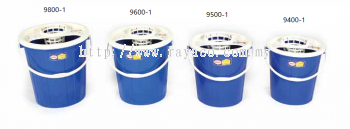 (9400-1) 4 Gallon Mop Pail