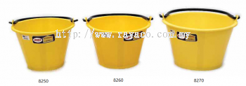(8260) Quality Cement Bucket (L)