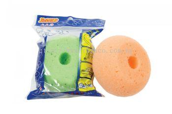 Round Sponge With Hole