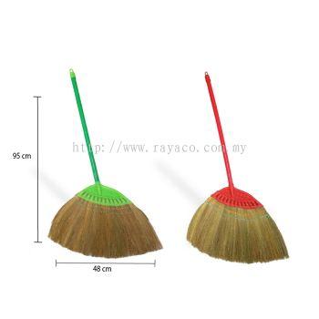 (550) Plastic Paddy Broom