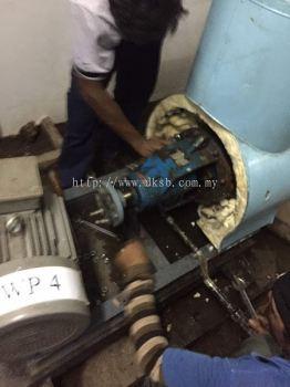 Chiller Pump Repairing
