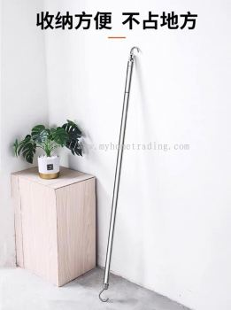 MP80S Stainless steel Extendable Hanging Bars