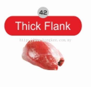 Allana Bufallo Meat Knuckle/Thick Flank (42)