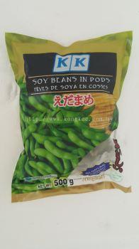 KK Soy Beans in Pods