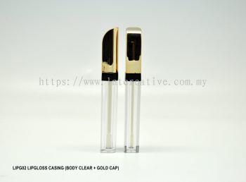 LIP02 GOLD CAP