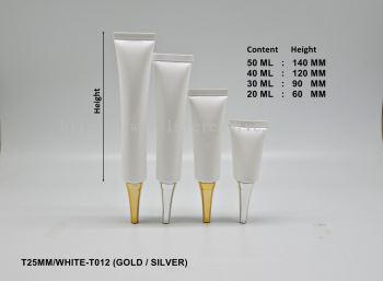 T25 WHITE - T012 CAP