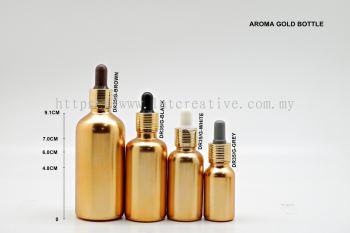 AROMA GOLD BOTTLE