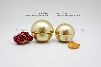 ACJ11 GOLD BALL