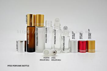 PF03 PERFUME ROLL-ON BOTTLE