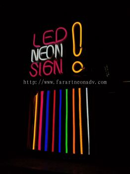 Most Trendy LED NEON sign