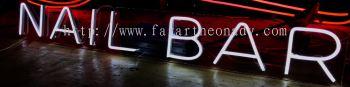 MAKE UP/MANICURE BAR NEON LED SIGN