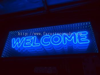 Infinity Neon Led Sign