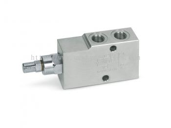 VBCD Single Overcentre Valve Type A