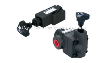 RV Pilot Operated Relief Valve