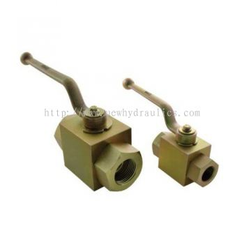 Hydraulic 2 Way Ball Valve
