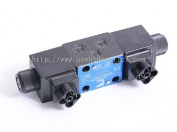 VSD03M Solenoid Operated Directional Control Valve